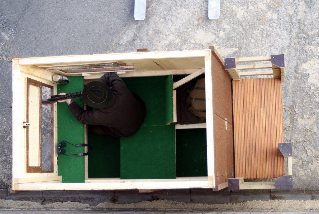 Ihr hochsitzspezi kanzel hirschberg - Mobile wand bauen ...