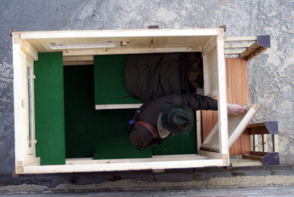 kanzel hirschberg ihr hochsitzspezi. Black Bedroom Furniture Sets. Home Design Ideas